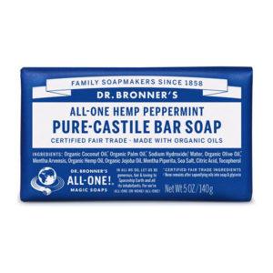 Dr. Bronner's - Pure-Castile Bar Soap